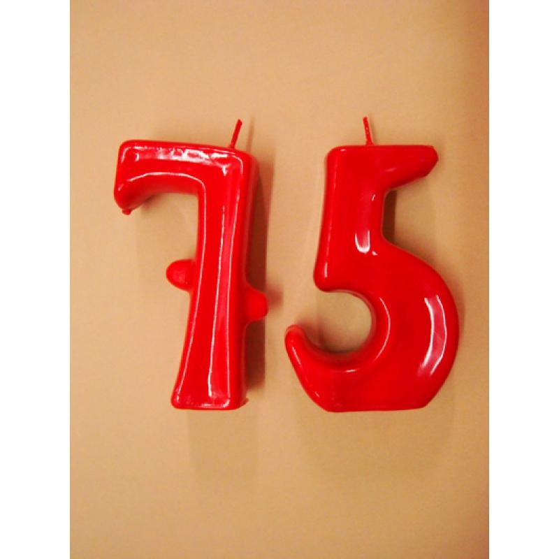 NUMERO GRAN 12 cm