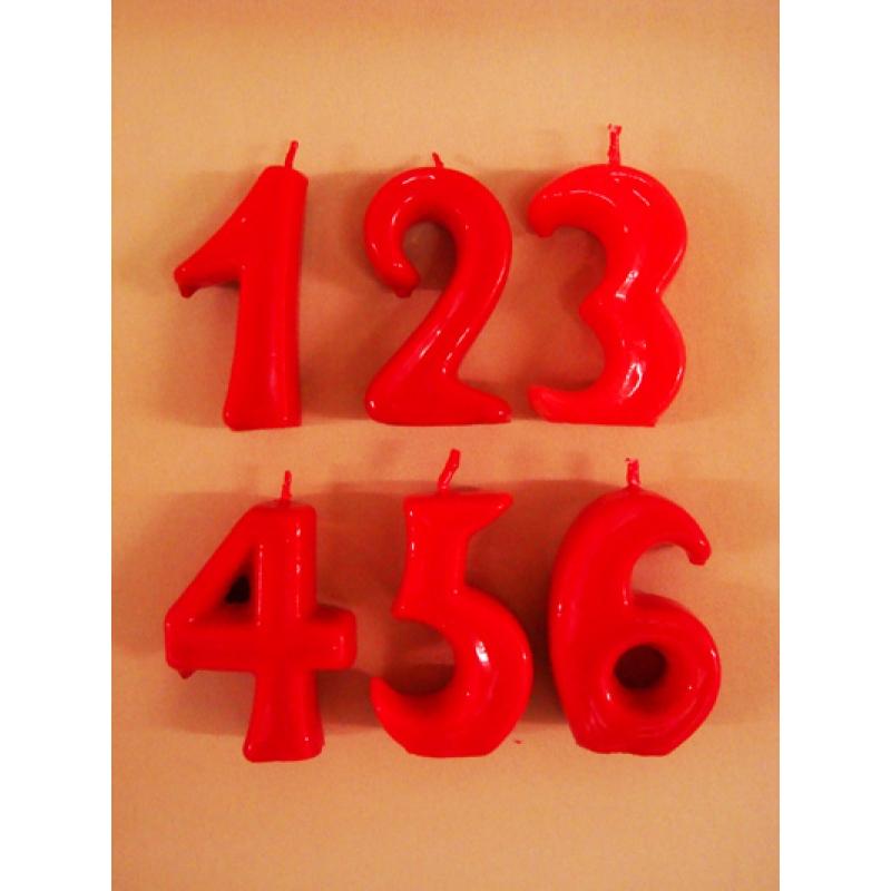 NUMERO 7,5 cm